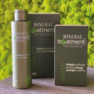 Mineral treatment - Mjäll problem